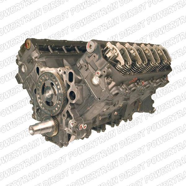 Ford - 7.3 Powerstroke Diesel Engines