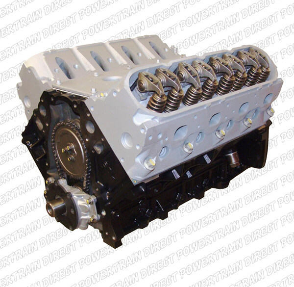 GMC Chevrolet - 5.3 Cast Block Gas Engines