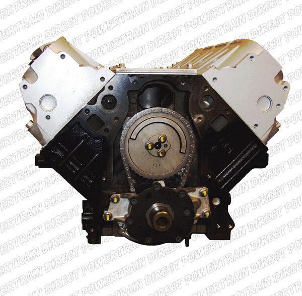 2010-2013 GMC Chevrolet - 5 3 litre LS Cast Block vin 0 engine code
