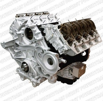 Ford - 6.7 Powerstroke Diesel Engines