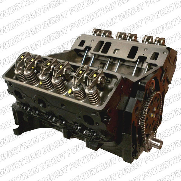Mercruiser Volvo-Penta - Marine 4.3 I/O Gas Engines
