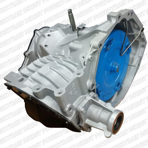 Dodge Chrysler Jeep Ram - Automatic Transmissions (Gas